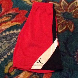 Nike Air Jordan Athletic Shorts
